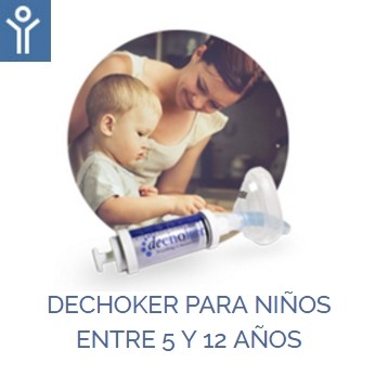 Dechoker Tamaño Niños (5 a 12 años)